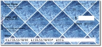 Click on Blue Marble Tile Personal Checks For More Details