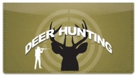 Click on Deer Hunter Checkbook Cover For More Details