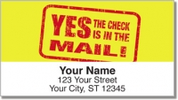 Click on Check Writer Address Labels For More Details