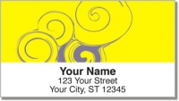 Click on Seashell Swirl Address Labels For More Details