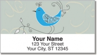 Click on Whimsical Bird Address Labels For More Details