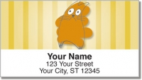 Click on Scribble Cat Address Labels For More Details