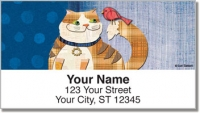 Click on Fat Cat Address Labels For More Details