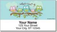 Click on Whoo's Cute Address Labels For More Details