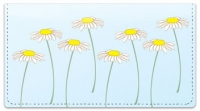Click on Daisy Design Checkbook Cover For More Details