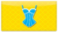 Click on Cute Corset Checkbook Cover For More Details