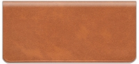Click on Ginger Vinyl Checkbook Cover For More Details