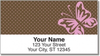Click on Butterfly Design Address Labels For More Details