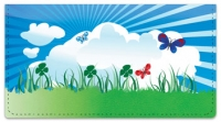 Click on Cute Butterfly Checkbook Cover For More Details