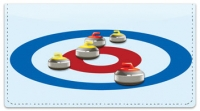Click on Curling Checkbook Cover For More Details
