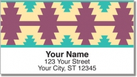 Click on Southwestern Style Address Labels For More Details
