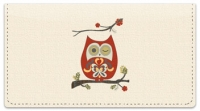 Click on Country Owl Checkbook Cover For More Details