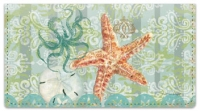 Click on Boho Coastal Checkbook Cover For More Details