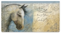 Click on Winget Horse Checkbook Cover For More Details