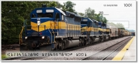 Click on Railroad Personal Checks For More Details