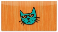 Click on Cool Cat Checkbook Cover For More Details