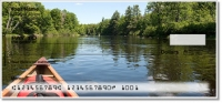 Click on Canoeing Personal Checks For More Details