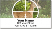 Click on Deer Hunting Address Labels For More Details