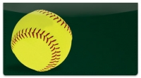 Click on Classic Softball Checkbook Cover For More Details