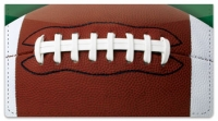 Click on Classic Football Checkbook Cover For More Details