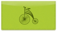 Click on Classic Bicycle Checkbook Cover For More Details