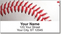 Click on Classic Baseball Address Labels For More Details