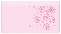 Click on Circle Burst Checkbook Cover For More Details