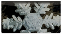 Click on Christmas Snowflake Checkbook Cover For More Details
