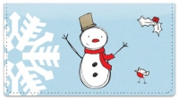 Click on Christmas Doodle Checkbook Cover For More Details