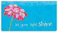Click on Blooming Gorgeous Checkbook Cover For More Details