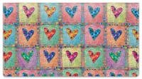 Click on Patchwork Heart Checkbook Cover For More Details