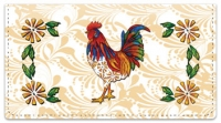 Click on Embry Rooster Checkbook Cover For More Details