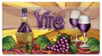 Click on Embry Vino Checkbook Cover For More Details