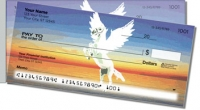 Click on Pegasus Side Tear Personal Checks For More Details