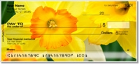 Click on Golden Daffodil Personal Checks For More Details