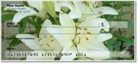 Click on White Flower Personal Checks For More Details