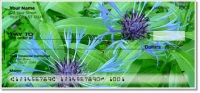 Click on Blue Flower Personal Checks For More Details