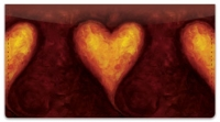 Click on Heart of Gold Checkbook Cover For More Details