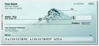 Click on Winter Mountain Personal Checks For More Details