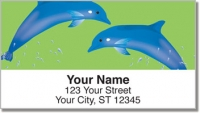 Click on Dolphin Friends Address Labels For More Details
