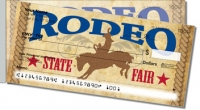 Click on Rodeo Side Tear Personal Checks For More Details