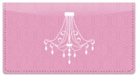 Click on Chandelier Checkbook Cover For More Details