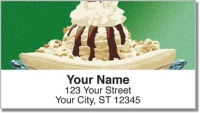 Click on Ice Cream Address Labels For More Details