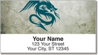 Click on Dragon Tattoo Address Labels For More Details