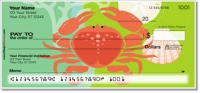 Click on Modern Coastal Personal Checks For More Details