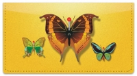 Click on Butterfly Collection Checkbook Cover For More Details