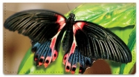 Click on Butterfly & Moth Checkbook Cover For More Details