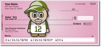 Click on Cartoon Kid Personal Checks For More Details