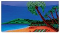 Click on Hawaiian Flavor Checkbook Cover For More Details