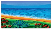 Click on At the Beach 1 Checkbook Cover For More Details